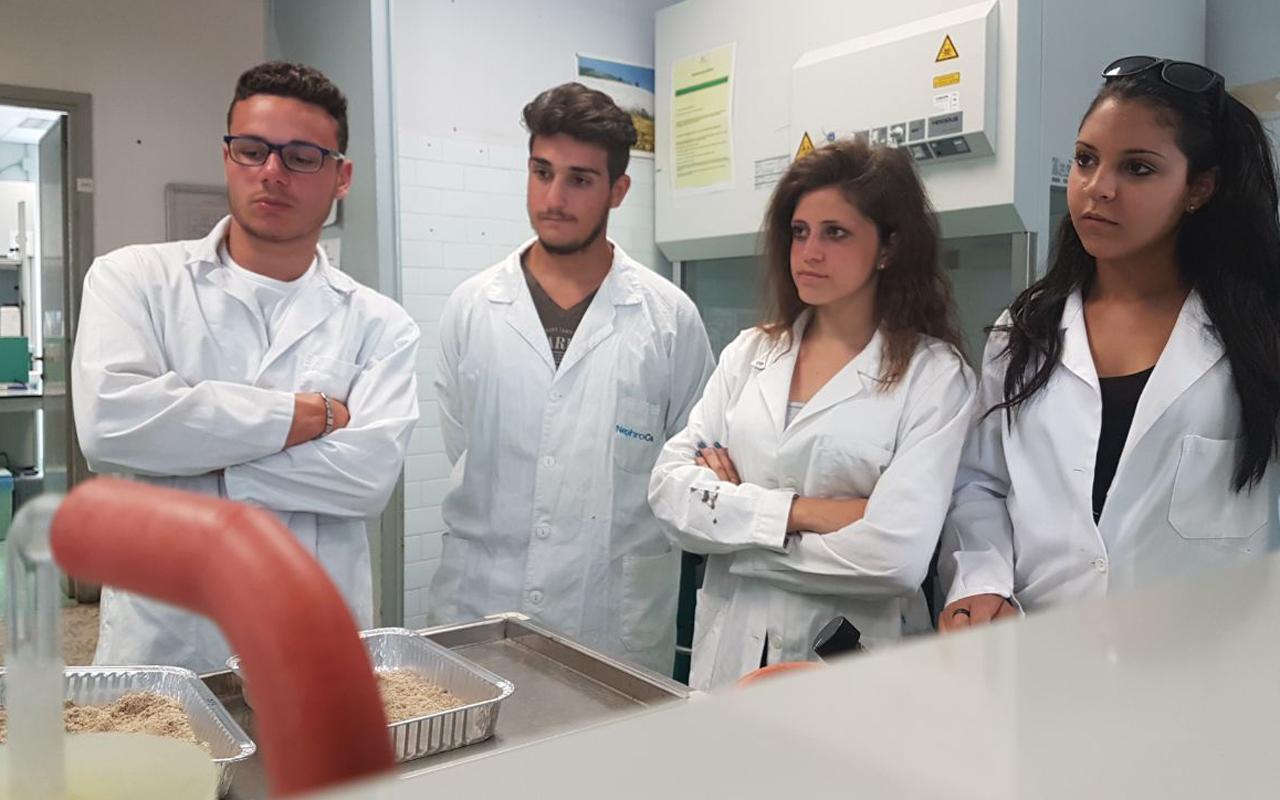 Laboratori Arpa Sicilia